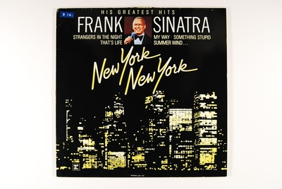 New York New York: His Greatest Hits; Grammofonplate