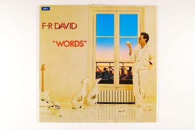 Words; Grammofonplate