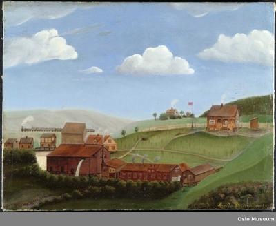 Image from object titled Kværner mølle