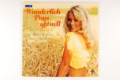 Wunderlich Pops Aktuell; Grammofonplate