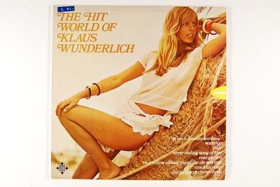 The Hit World Of Klaus Wunderlich; Grammofonplate