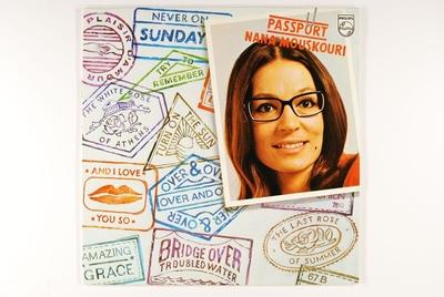 Passport; Grammofonplate
