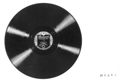 Cuban Overture; Grammofonplate