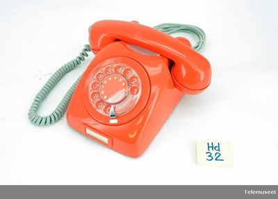 Image from object titled Telefon