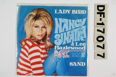 Lady Bird / Sand; Grammofonplate