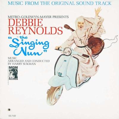The singing nun; Grammofonplate