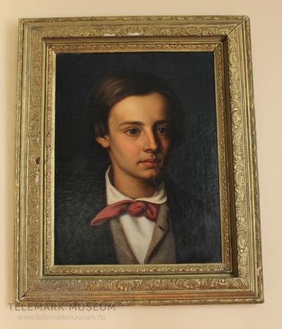 Christian Homann Schweigaard; Maleri