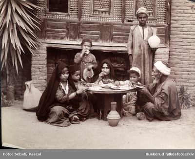 Arabisk familie