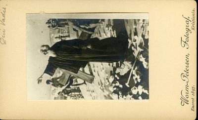 Illustrasjon til romanen Quo vadis av Henryk Sienkiewicz