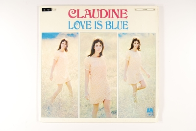 Love Is Blue; Grammofonplate