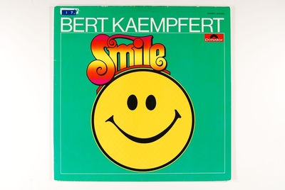 Smile; Grammofonplate