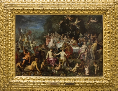 Bacchanal of the Gods; Gudenes bakkanal