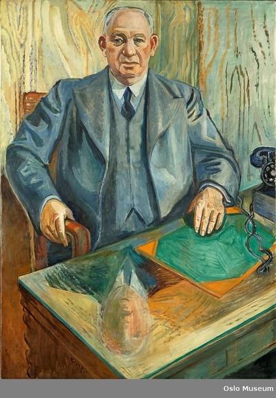 Portrett av Richard Osmundsen
