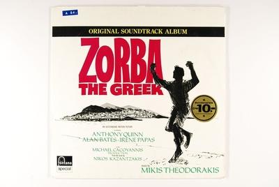 Zorba The Greek - Original Soundtrack; Grammofonplate