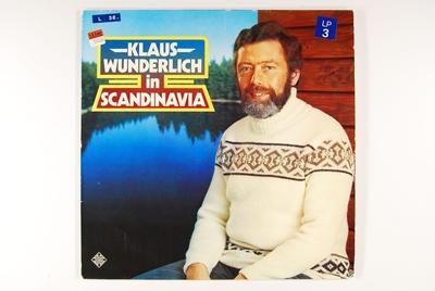 Klaus Wunderlich In Scandinavia; Grammofonplate