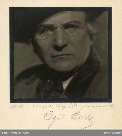 "Egil Eide som Dr. Stockmann i ""En Folkefiende""."