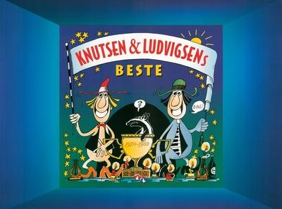 Knutsen & Ludvigsens Beste 1970-1983; Plakat