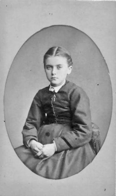 Portrett av Sofie(a) Pedrikka Holand