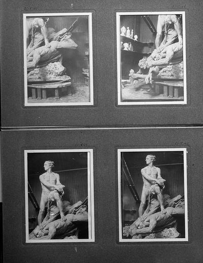 Vigelands skulptur