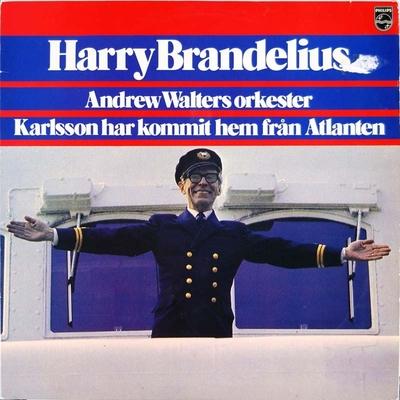 Karlsson har kommit hem från Atlanten; Grammofonplate