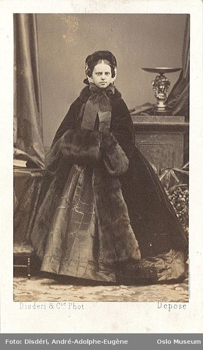 Prinsesse Clotilde Savoia Bonaparte.