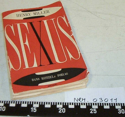 Sexus; Bok
