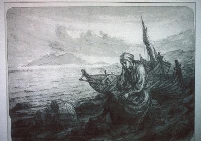 Kvinner ved havet