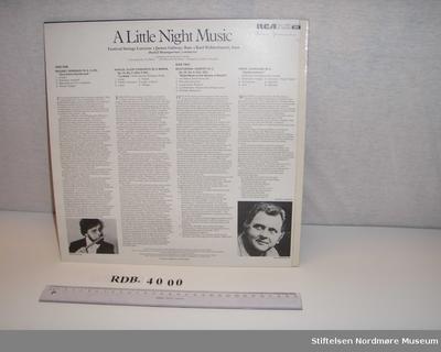 A Little Night Music; Grammofonplate