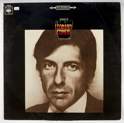 Songs of Leonard Cohen; Grammofonplate