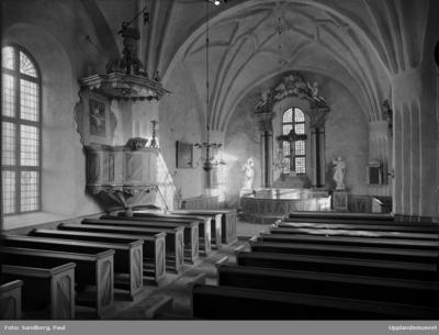 Brhus vid Husby-Lnghundra kyrka, Husby-Lnghundra
