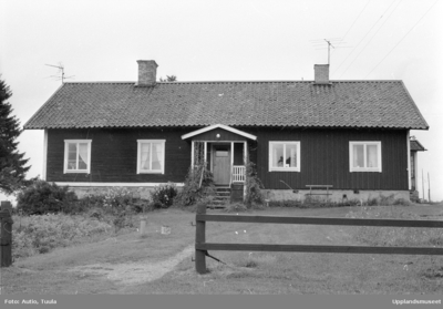 Bostadshus, Svanbol 1:1, Svanbol, Knutby socken, Uppland