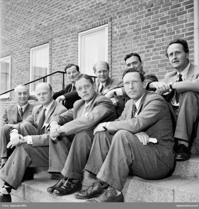 Nordiskt möte för farmakologer, sannolikt Uppsala 1952