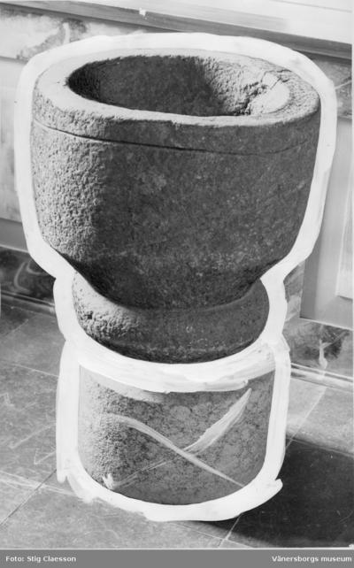 Dopfunt.  Kilanda kyrka