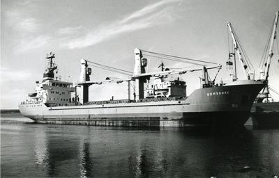 Image from object titled Ägare:/1976-84/: Wagenborg Scheepvaart B.V. Hemort: Delfzilj.