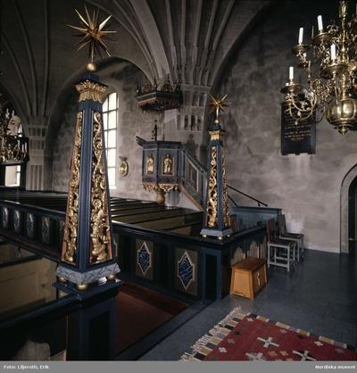 Bygde Church, Vsterbotten, Sweden | Bygde church from