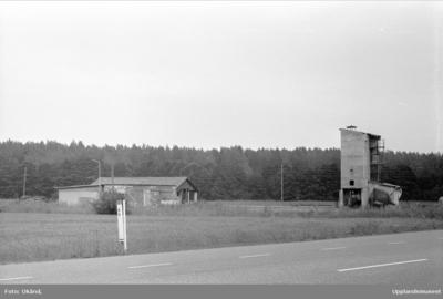 Vattenfallet i Fyrisn vid Ulva kvarn, Ulva, Blinge socken