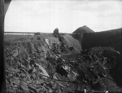 "Image from object titled ""Falu grufva, Den 26 Juli 1894."""
