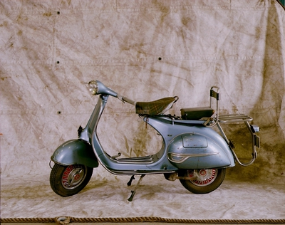Image from object titled Scooter