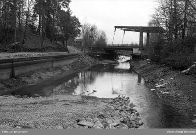 Dalslands kanal  Billingsfors
