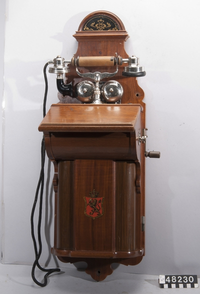 Image from object titled Telefonapparat