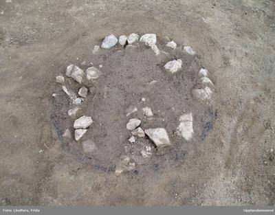 rentuna Kyrka, stone - RuneS