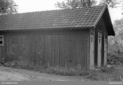 Arbetare p Vattholma bruk, Vattholma 1955 - DigitaltMuseum