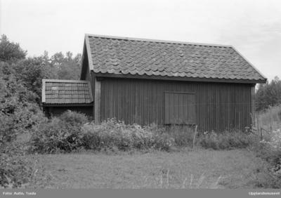Vy ver landskapet vid Norrnge, Burvik, Knutby socken