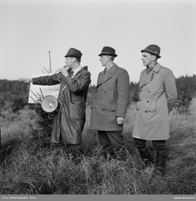 Skogsdagar i Mehedeby, Tierps socken, Uppland
