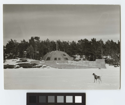 Image from object titled Villa Engström Exteriör