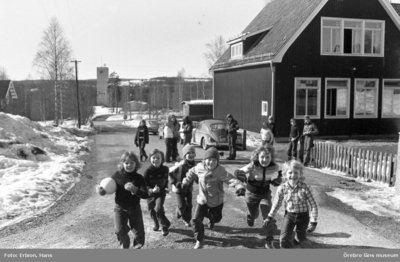 Finngruvan, Ljusnarsbergs Kommun, rebro ln, Sweden