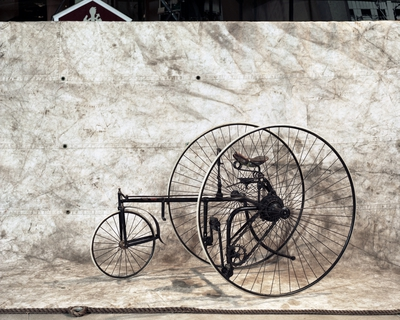 Image from object titled Cykel