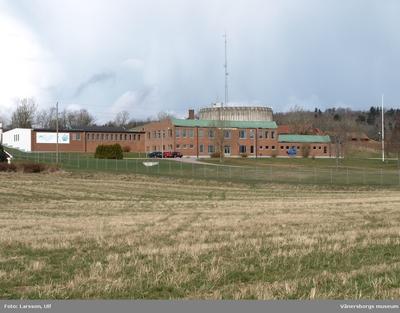 Falköping. Vattenverket i Borgunda.