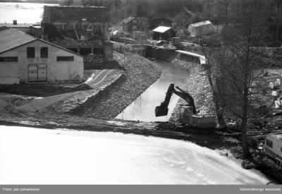 Dalslands kanal, Gustavsfors.