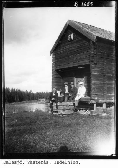 Image from object titled Dalasjö, Västerås. Indelning.